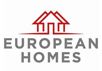 Logo European Homes