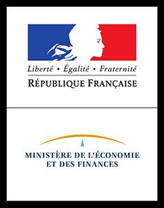 Logo Ministère de l'économie et des finances
