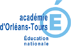 Logo Rectorat Poitiers Orleans