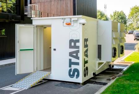 Datacenter StarDC CELESTE