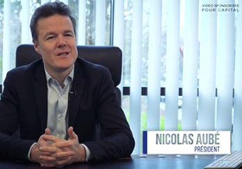 Nicolas Aubé - Présentation CELESTE