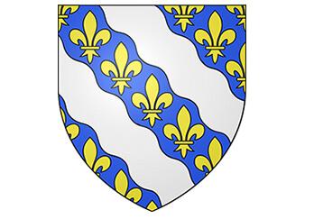 Blason Yvelines