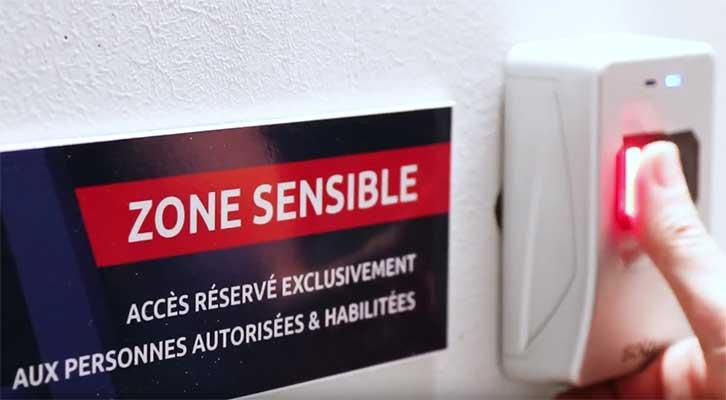 Zone sensible FIl d'Ariane