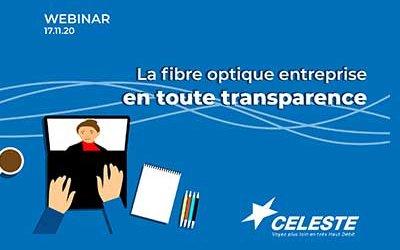 FAQ et replay du Webinar «La Fibre Optique Entreprise en toute transparence»