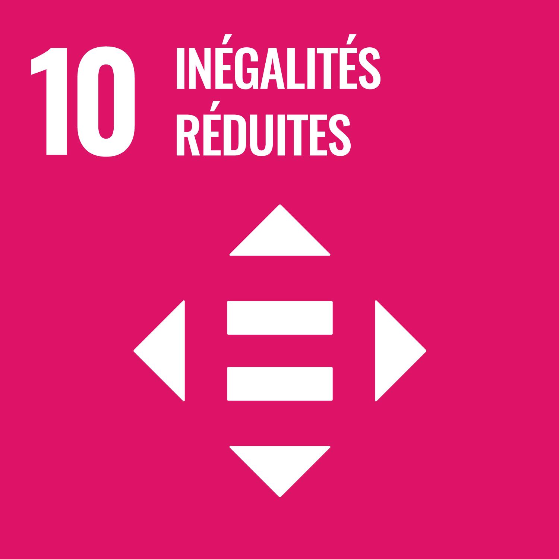 RSE 10 Inegalités réduites