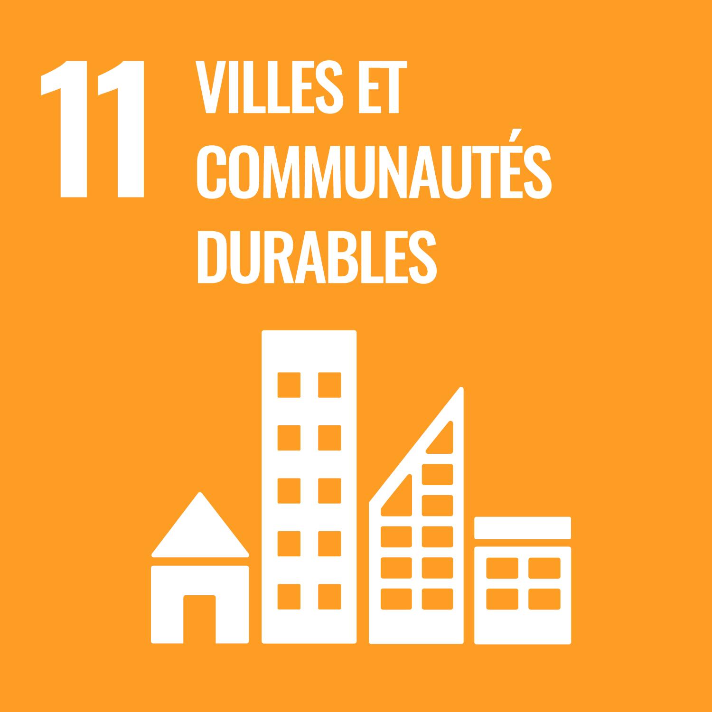 RSE 11 Villes comunautes durables